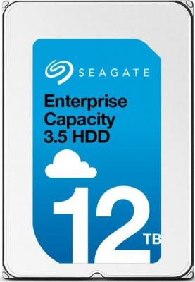 Жесткий диск 3.5 12Tb 7200rpm SAS Seagate ST12000NM0027 жесткий диск 3 5 10tb 7200rpm seagate sataiii st10000nm0016