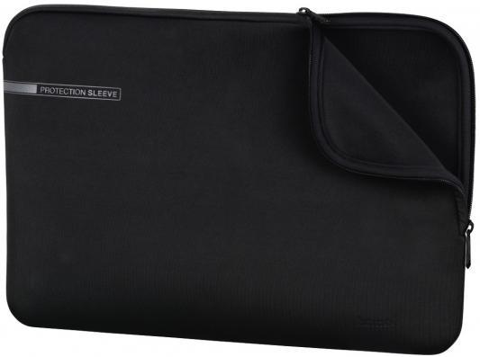 Чехол для ноутбука 13.3 HAMA 00101545 неопрен черный чехол для ноутбука 15 6 hama slide ткань черный 00101733