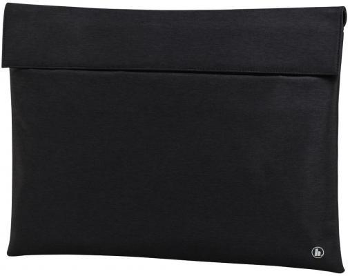 Чехол для ноутбука 13.3 HAMA Slide ткань черный 00101731 чехол для ноутбука 15 6 hama slide ткань черный 00101733