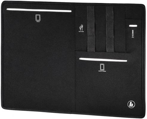 """Чехол для ноутбука 13.3"""" HAMA """"Bag Organiser"""" неопрен черный 00101789"""