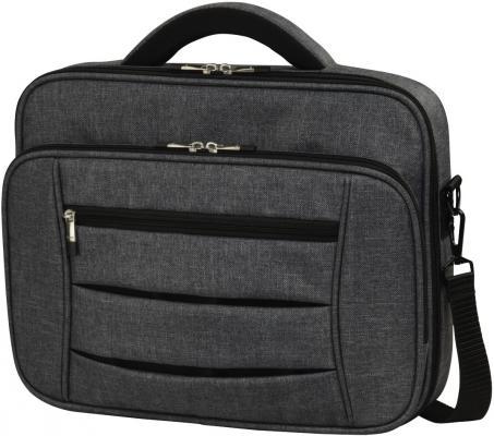 Сумка для ноутбука 15.6 HAMA Business полиэстер темно-серый 00101576