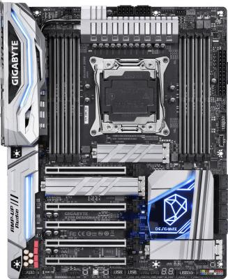 Материнская плата GigaByte X299 DESIGNARE EX Socket 2066 X299 8xDDR4 5xPCI-E 16x 8 ATX Retail