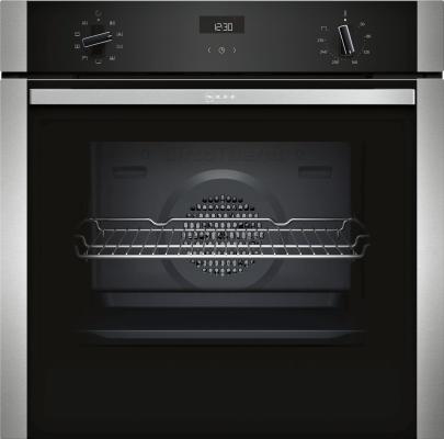 Электрический шкаф NEFF B1ACE0AN0R серебристый neff s58m48x1ru