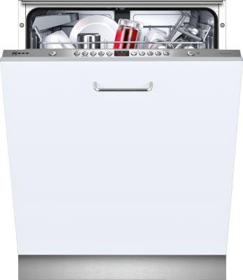 Посудомоечная машина NEFF S513I50X0R белый встраиваемая посудомоечная машина neff s 58m48x1ru
