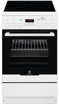 Электрическая плита Electrolux EKC954909W белый