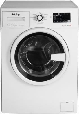 Стиральная машина Korting KWM 55F1070 белый стиральная машина bomann wa 5716