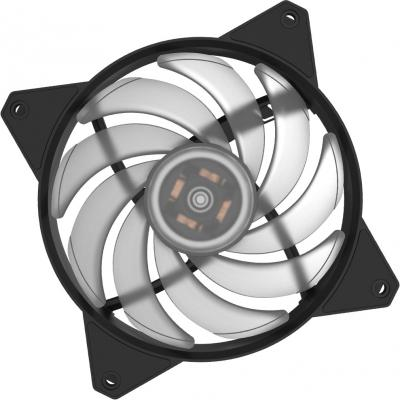 Вентилятор Cooler Master MF120R RGB LED Fan R4-C1DS-20PC-R1 120x120x25mm 650-2000rpm new r4 5a ltech dmx512 decoder rgbw controller wireless dmx signal driver led dmx rgb dimmer