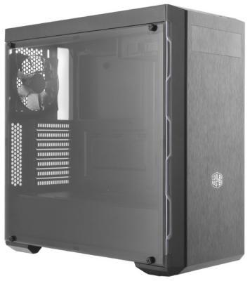 Корпус ATX Cooler Master MasterBox MB600L Без БП чёрный MCB-B600L-KA5N-S02 корпус atx miditower cooler master masterbox mb600l mcb b600l ka5n s01 black blue