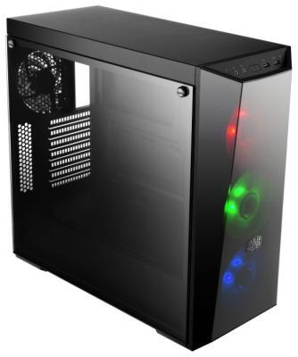 Корпус ATX Cooler Master MasterBox 5 Lite RGB Без БП чёрный MCW-L5S3-KGNN-02 cooler master корпус miditower atx w o psu sgc 1000 kwn1 cooler master не указан