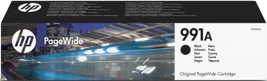 Картридж HP № 991A M0J86AE для HP PageWide Pro 775/772/777 черный картридж hp 772 cn634a light gray cn634a