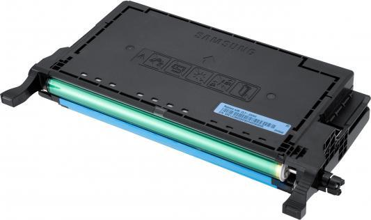 Картридж Samsung SU086A CLT-C609S для CLP-770ND голубой цена