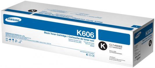 Картридж Samsung SS580A CLT-K606S для CLX-9250ND/9350ND черный внешний аккумулятор samsung eb pg930bbrgru 5100mah черный