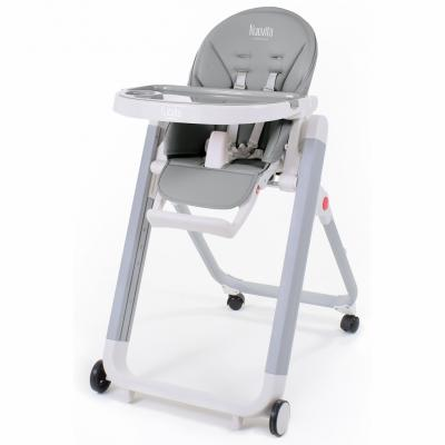 Стульчик для кормления Nuovita Futuro Senso Bianco (grigio scuro) стульчик для кормления nuovita futuro senso bianco bianco
