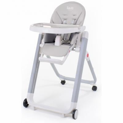 Стульчик для кормления Nuovita Futuro Senso Bianco (grigio) стульчик для кормления nuovita futuro senso bianco bianco