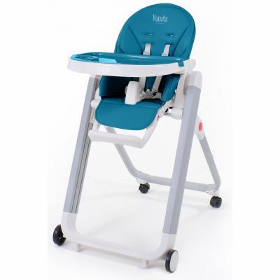 Стульчик для кормления Nuovita Futuro Senso Bianco (marino) стульчик для кормления nuovita nuovita стульчик для кормления elegante acqua eco