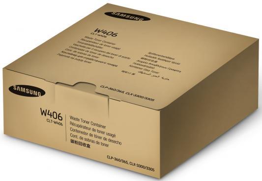 Фото - Емкость для сбора отработанного тонера HP SU426A CLT-W406 для CLP-360/365/365W фотобарабан hp su403a clt r406 для clp 360 365 365w