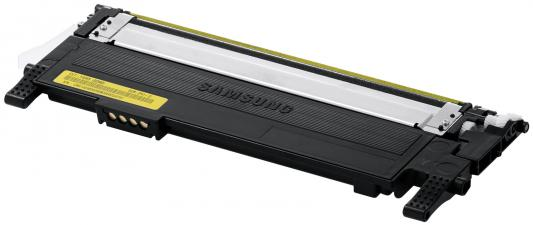 Картридж Samsung SU464A CLT-Y406S для CLP-360 365 365W желтый