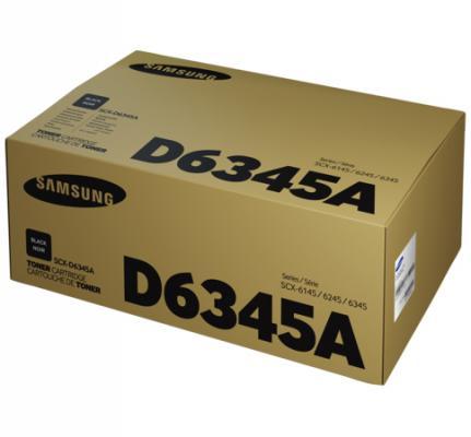 Картридж Samsung SV204A SCX-D6345A для SCX-6345 черный картридж hi black для samsung scx 4200d3 scx 4200 черный с чипом 3000стр