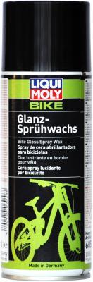 Полироль LiquiMoly Bike Glanz-Spruhwachs 6058 аксессуары