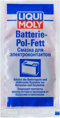 Смазка для электроконтактов LiquiMoly Batterie-Pol-Fett 8045