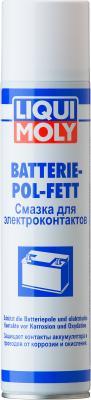 Смазка для электроконтактов LiquiMoly Batterie-Pol-Fett 8046 смазка для опалубки сепарен