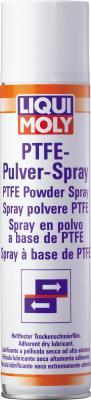 Тефлоновый спрей LiquiMoly PTFE-Pulver-Spray 3076 смазка для опалубки сепарен