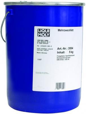 Смазка для карданных крестовин и подшипников LiquiMoly Mehrzweckfett 3554