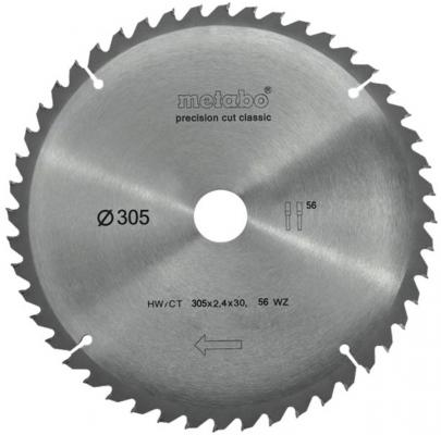 Пильный диск Metabo305x30 HM 56WZ5отр,д.торцовок 628064000 пильный диск metabo305x30 hm 56wz5отр д торцовок 628064000