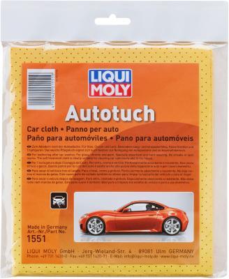 Замшевый платок LiquiMoly Auto-Tuch 1551