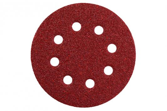 Круг шлифовальный Metabo 125мм Р400 25шт 631597000 шлифовальный круг metabo250х40х51 60n 630637000