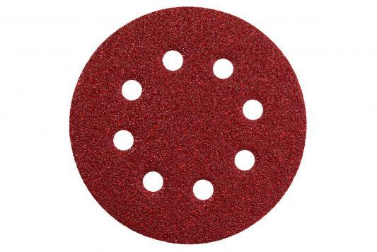 Круг шлифовальный Metabo 125мм Р60 25шт 631585000 шлифовальный круг metabo250х40х51 60n 630637000