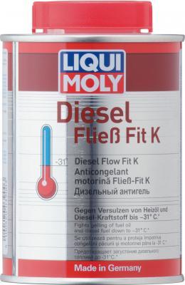 Дизельный антигель LiquiMoly Diesel Fliess-Fit K (концентрат) 3900