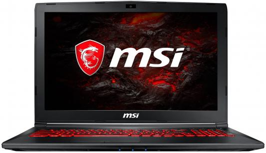 Ноутбук MSI 9S7-16JBE2-1256 ноутбук msi gs63vr 7rf 409ru 9s7 16k212 409 9s7 16k212 409