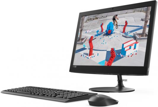 "Моноблок 19.5"" Lenovo IdeaCentre 330-20AST 1440 x 900 AMD E-E2-9000 4Gb 1Tb AMD Radeon R2 Windows 10 Home черный F0D80019RK"