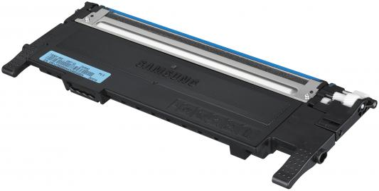 Картридж Samsung ST998A CLT-C407S для Samsung CLP-320/325/CLX-3185 голубой 1000стр картридж samsung clp 620 670 clx 6220 6250 clt y508l see