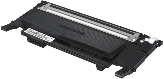 Картридж Samsung SU132A CLT-K407S для Samsung CLP-320/325/CLX-3185 черный 1500стр картридж samsung clp 620 670 clx 6220 6250 clt y508l see