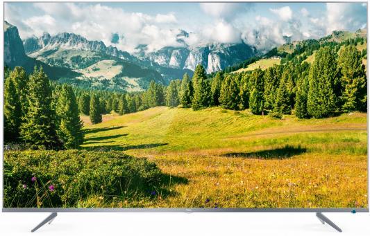 Телевизор TCL L65P6US серебристый телевизор tcl