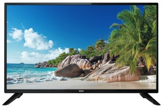 Телевизор BBK 39LEM-1045/T2C черный жк телевизор bbk 39 39lex 5026 t2c черный 39lex 5026 t2c