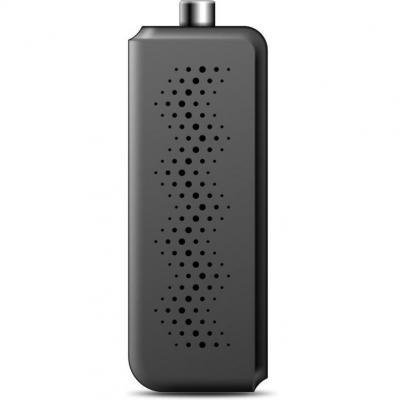 Тюнер цифровой DVB-T2 Hyundai H-DVB320 черный d color dc700hd dvb t2 цифровой тв тюнер
