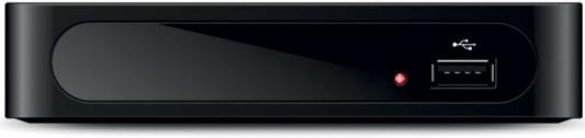 Тюнер цифровой DVB-T2 Hyundai H-DVB180 черный d color dc700hd dvb t2 цифровой тв тюнер