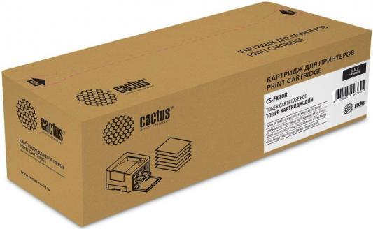 Картридж Cactus CS-FX10R для Canon MF 4000/4100/ 4200/4600Series/FAX-L95/100 черный 2000стр картридж cactus cs c703r для canon lbp2900 3000series черный 2000стр