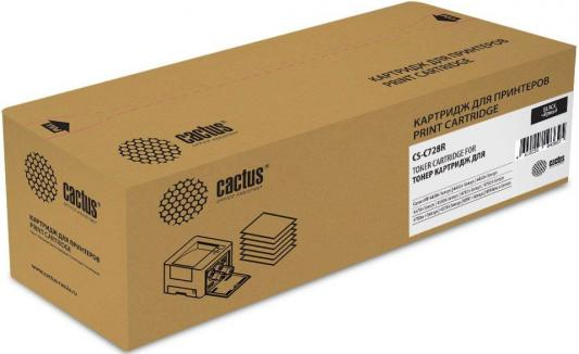 Картридж Cactus CS-C728R для Canon i-Sensys MF4410/4430/4450/4550D черный 2100стр cartridge 728 328 for canon ic mf4410 4412 4420n 4430 4450 4452 4550d 4570dn 4570dw 4580dn printer ctsc kit 12000pages