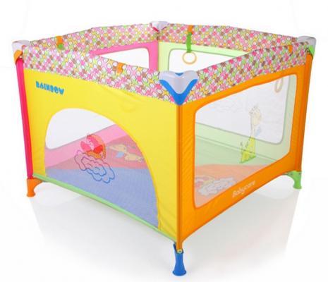 цена Манеж Baby Care Rainbow (РО2-F)