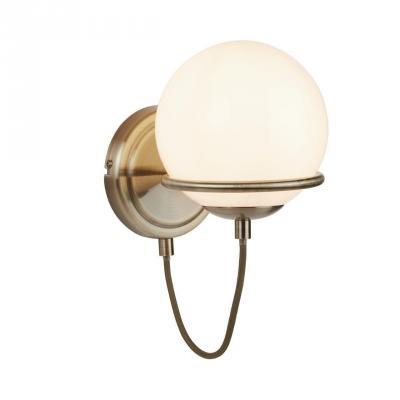 Бра Arte Lamp Bergamo A2990AP-1AB торшер arte lamp bergamo a2990pn 1ab