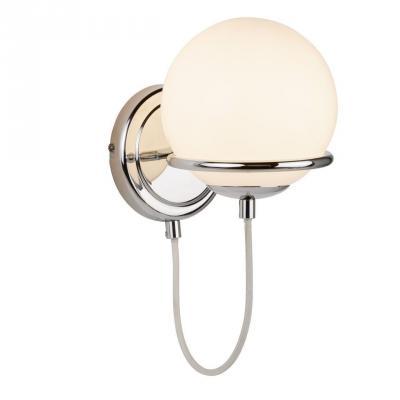 Бра Arte Lamp Bergamo A2990AP-1CC бра arte lamp brooklyn a9517ap 1cc