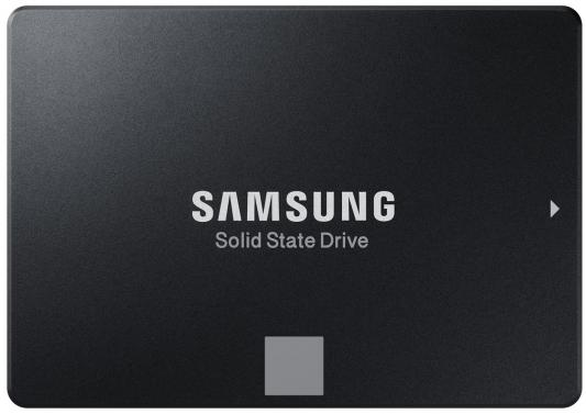 Твердотельный накопитель SSD 2.5 500 Gb Samsung 860 EVO Read 550Mb/s Write 520Mb/s 3D NAND TLC