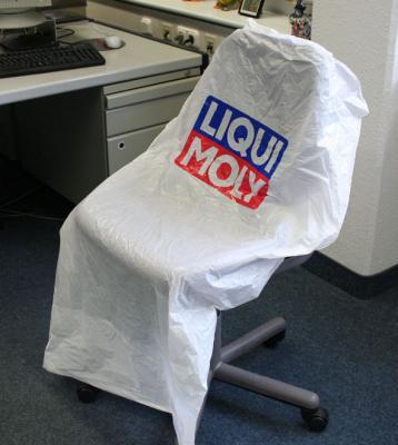 Чехол на сиденье LiquiMoly ЛМ 1х250 5268