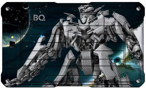 "Планшет BQ BQ-7082G Armor 7"" 8Gb рисунок Wi-Fi 3G Bluetooth Android Print12"