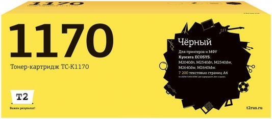 Картридж T2 TK-1170 для Kyocera ECOSYS M2040dn/M2540dn/M2640idw черный картридж nv print nvp tk 1170 для kyocera m2040dn m2540dn m2640idw 7200k