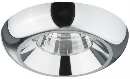 Встраиваемый светодиодный светильник Lightstar Monde 071074 встраиваемый светодиодный светильник lightstar monde 071036